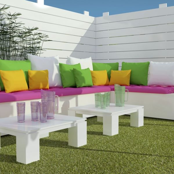 Moreton 35mm Height High Pile Artificial Grass