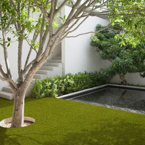 Adlington 40mm Height Thick Pile Artificial Grass