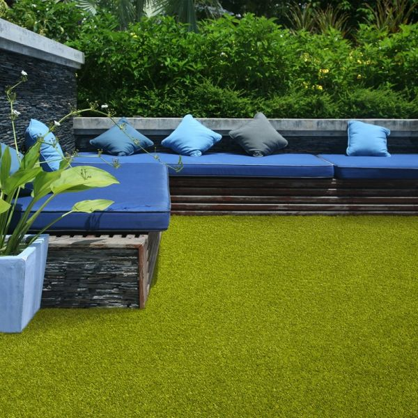 Hanbury 32mm Height Thick Pile Artificial Grass